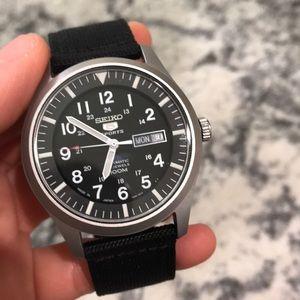 Seiko 5 Sports Men's Watch Automatic SNZG15